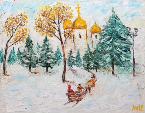 Художник И.Лапин (52 фото)