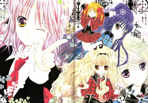 Artbooks / Shugo Chara! ILLUSTRATIONS (85 работ)