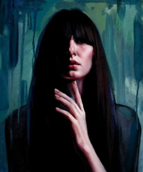 Artist Katherine Fraser (66 фото)