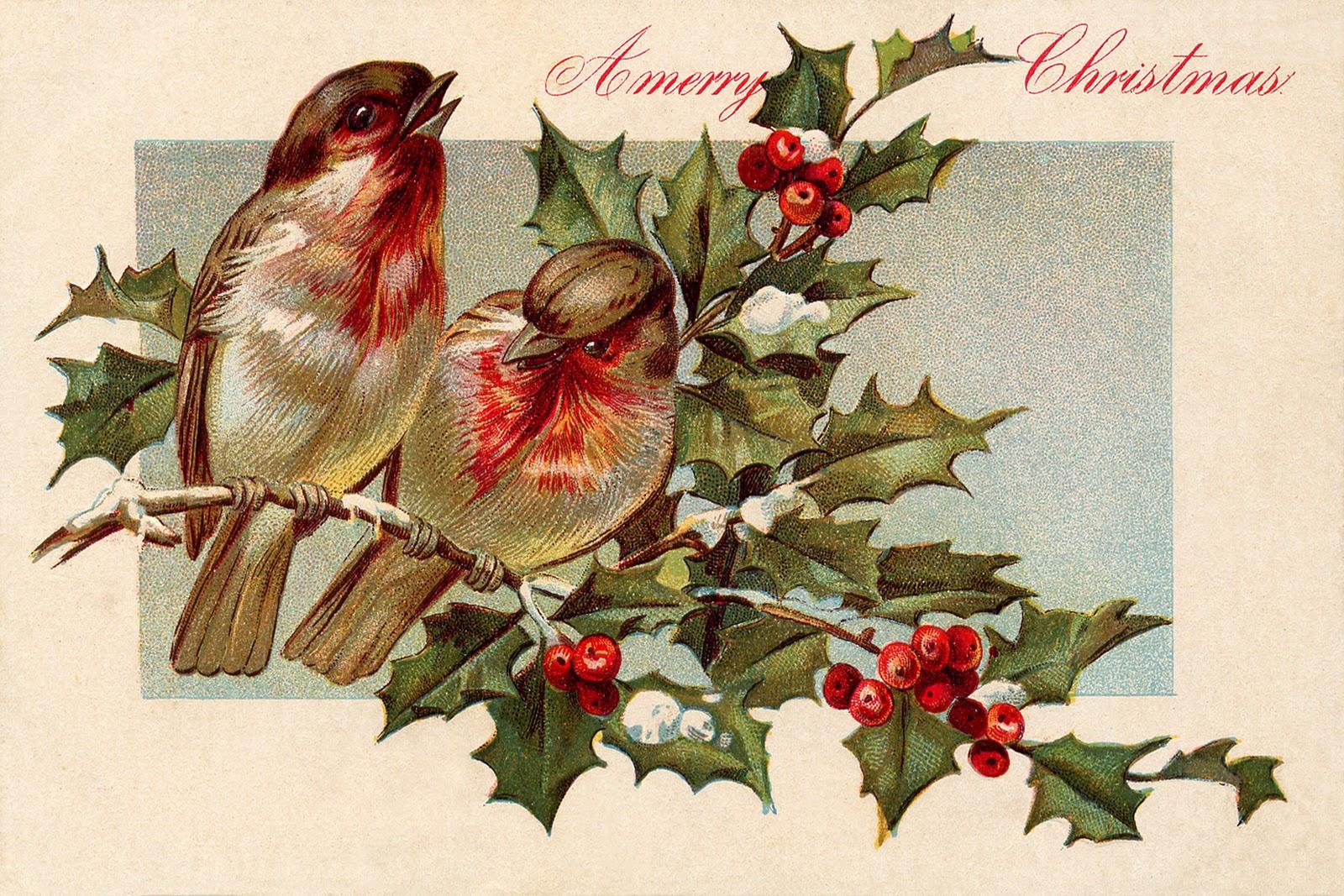 глаза новогодние открытки в стиле ретро данный