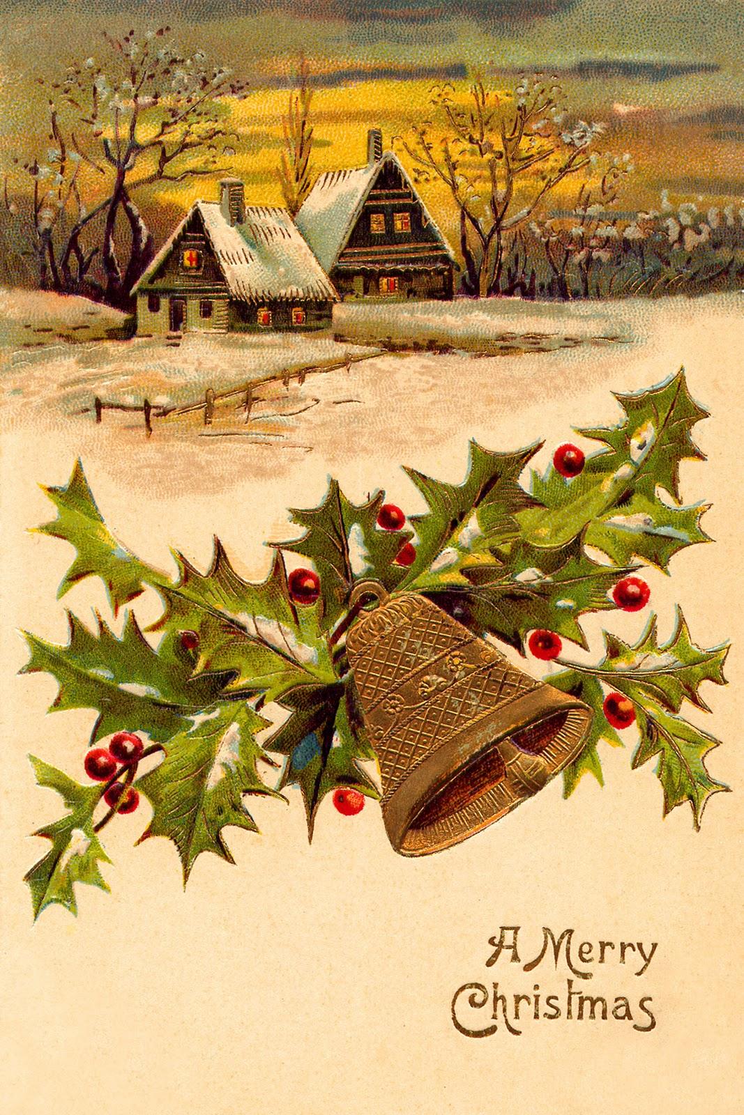 авторские рождественские открытки задача конкурса