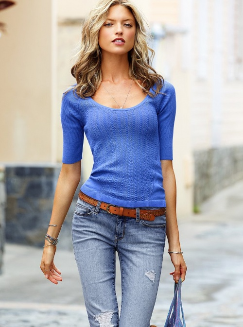 Martha Hunt - Victoria's Secret Photoshoots 2013 Set 3 (68 фото)