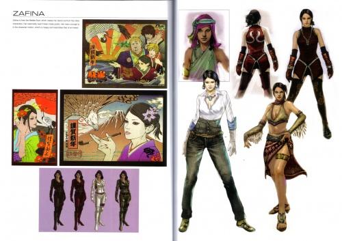 Artbook Reloaded (8 артбуков в наилучшем качестве) (75 фото) (6 часть)