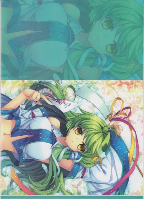 Artbooks / Eternal Phantasia (Capura.L) - Innocence (C84) (27 фото)