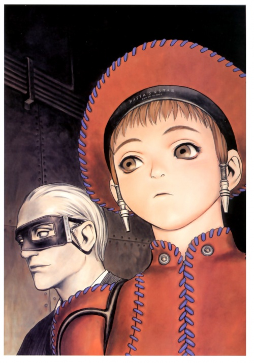 Artbooks / Tsukasa Jun - Lika A Balanced Life (41 фото)