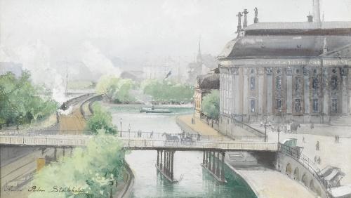 Художник Anna Palm De Rosa (1859-1924) (62 работ)