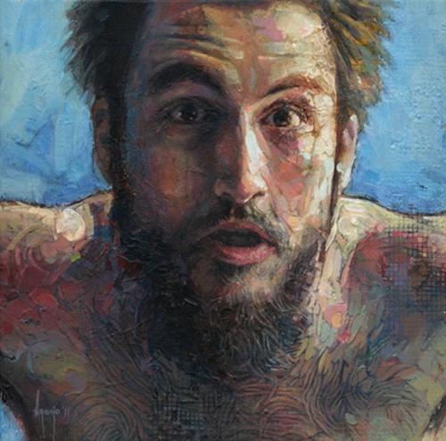 Artist David Agenjo (46 фото)