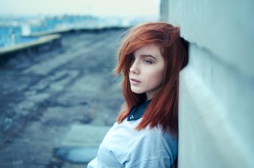 Красивые женские портреты (26 фото)
