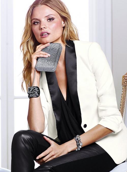 Magdalena Frackowiak - Victoria's Secret Photoshoots 2013 (107 фото) (эротика)
