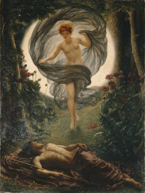 Английский художник Sir Edward John Poynter (1836–1919) (169 работ)