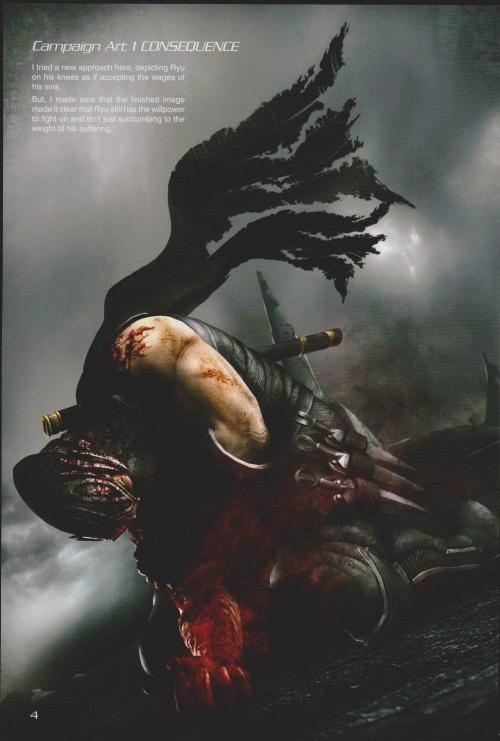 Ninja Gaiden 3: Prima Official Game Guide (51 фото)