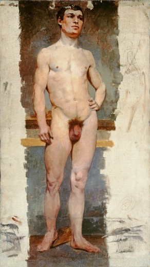 голый парен фотку и картину