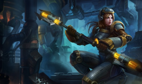 "Splash Art ""League of Leguend"" (451 фото)"