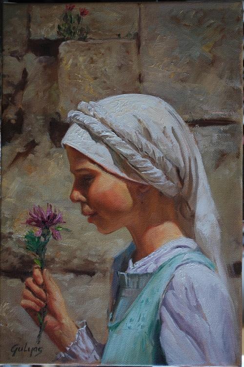 Работы Венгерского художника Laszlo Gulyas (473 работ)
