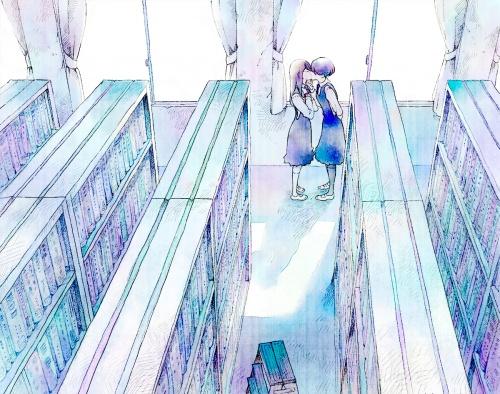 Pixiv Artist - 雨 (Rain) (40 фото)