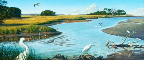 Коллекция работ американского художника Wil Cormier (162 работ)