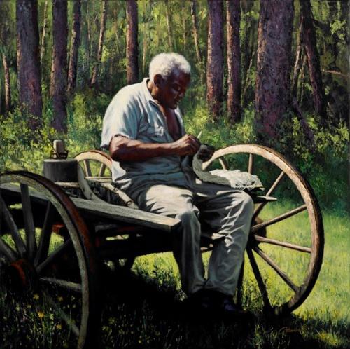 Коллекция работ американского художника Wil Cormier (162 фото)