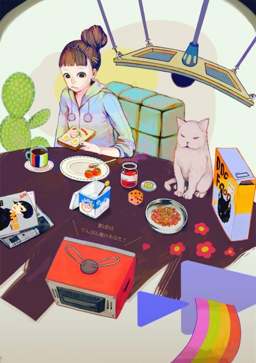 Artist / ネギ (Green onion) (45 фото)