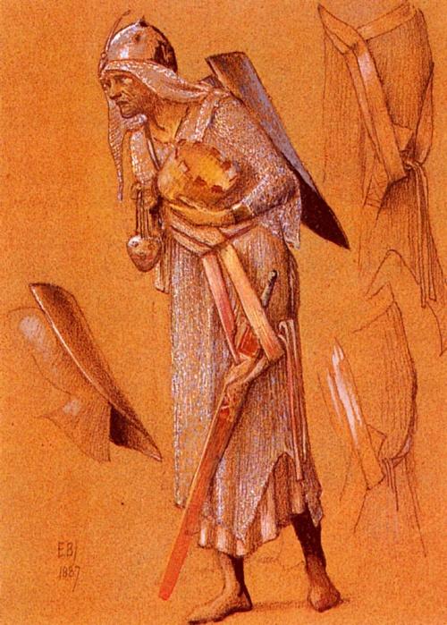Эдвард-Коли Бёрн-Джонс / Burne-Jones, Edward Coley (Символизм) (279 работ)