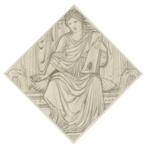 Эдвард-Коли Бёрн-Джонс / Burne-Jones, Edward Coley (Символизм) (279 фото)