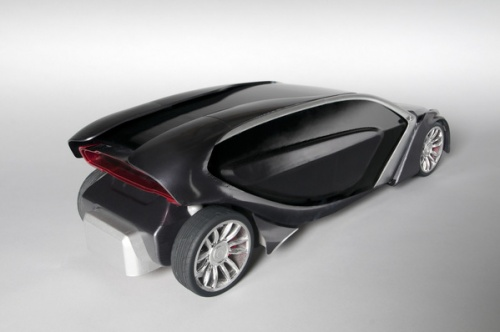 Автомобиль будущего (156 фото)