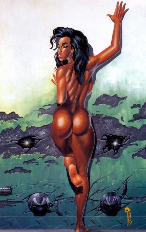 Art Fantastix Prasentiert №02 - The art of Kevin J. Taylor