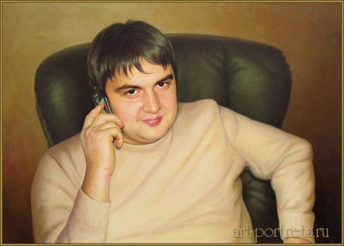 Художник Игорь Казарин (125 работ)