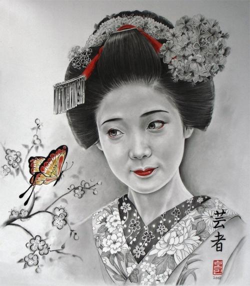 Коллекция работ американской художницы Michelle Seo – Hongmin (56 фото)