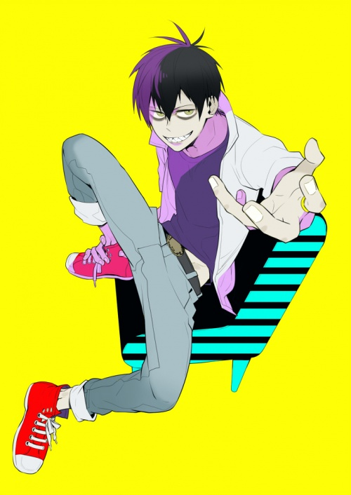 Art / Blood Lad (88 работ)