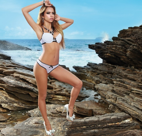 Catalina Otalvaro - Maia Underwear Spring-Summer 2014 (78 фото) (эротика)