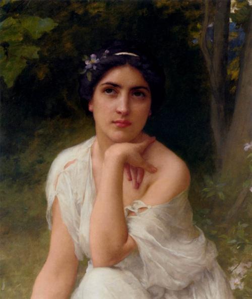 Французский художник Charles Amable Lenoir (1861-1940)