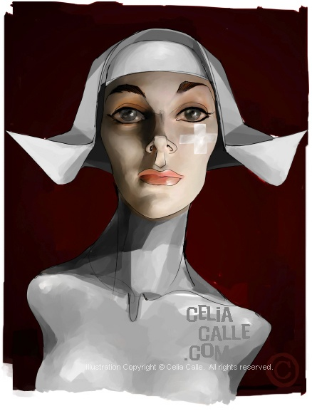 Artworks by Celia Calle (92 фото)