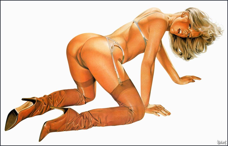 Эротические картинки и рисунки 21 фотография
