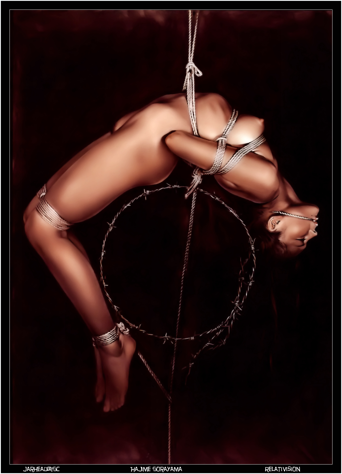 Fantasy bondage art erotic sex video
