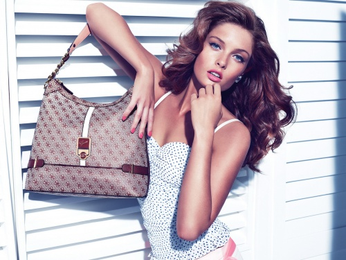 Sandrah Hellberg for Guess Ad Campaign (2012) (67 фото)