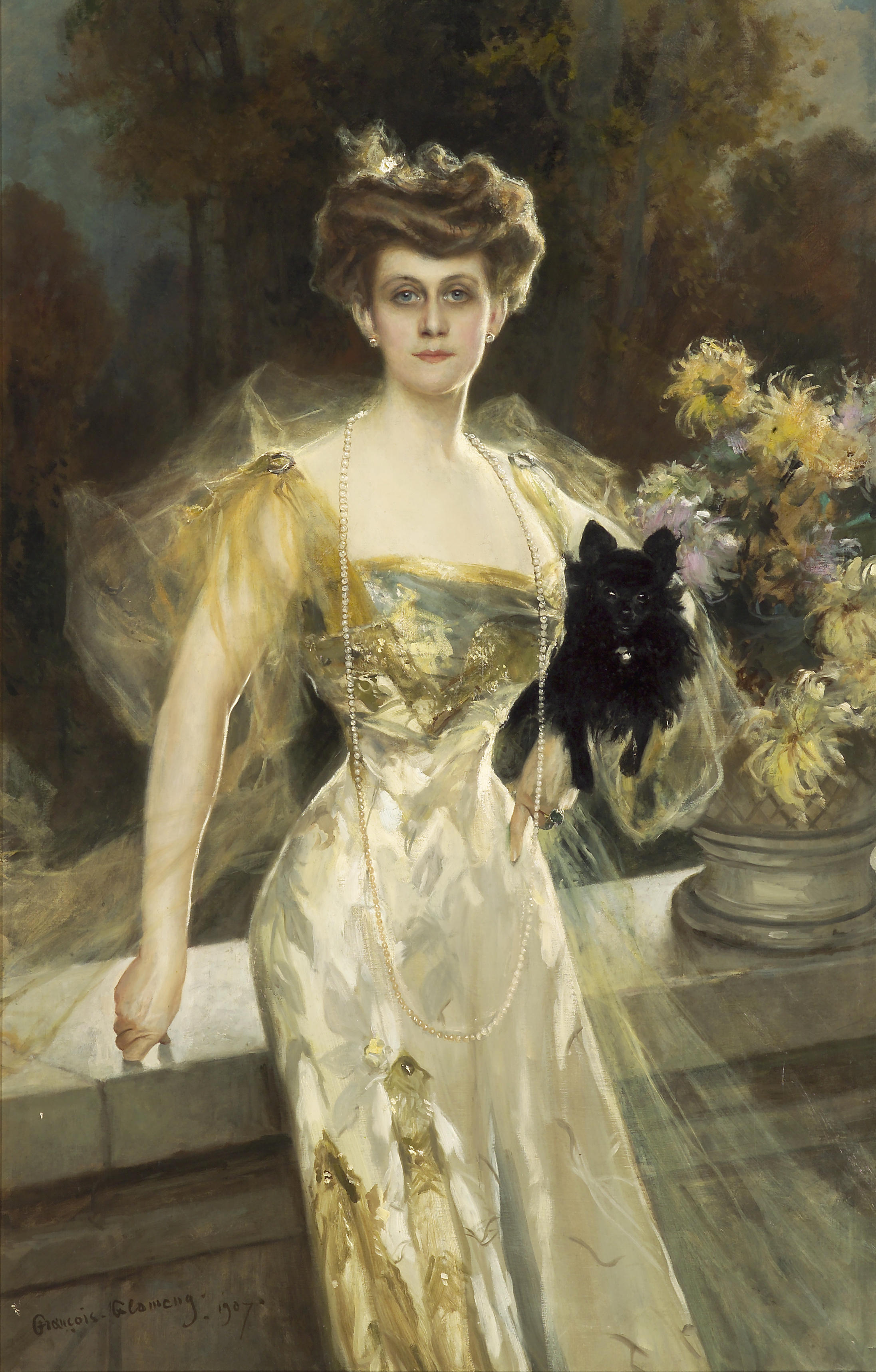 Художник Francois Flameng French 1856 1923 187 Картины
