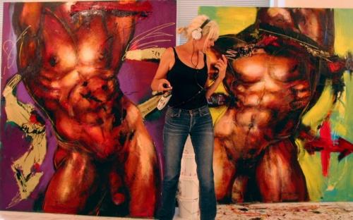 Artist Johanne Corno (76 работ)