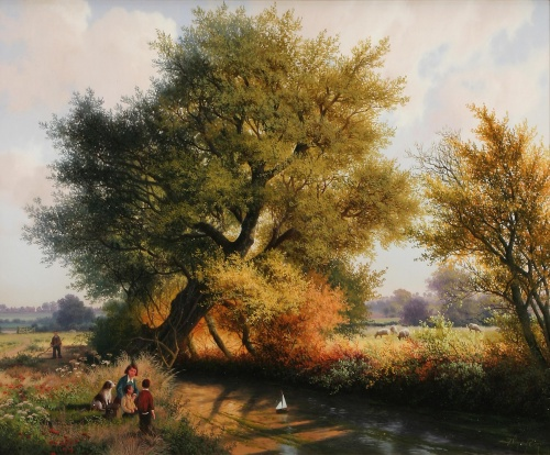 Работы Daniel Van Der Putten (49 фото)