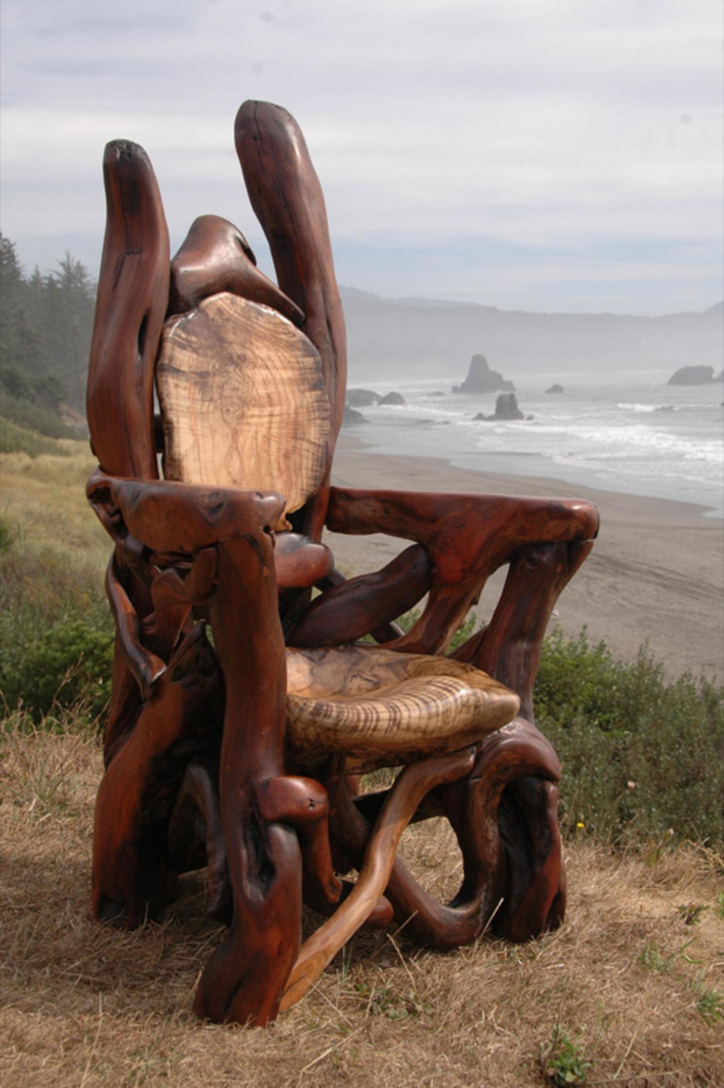 Деревянные скульптуры своими руками