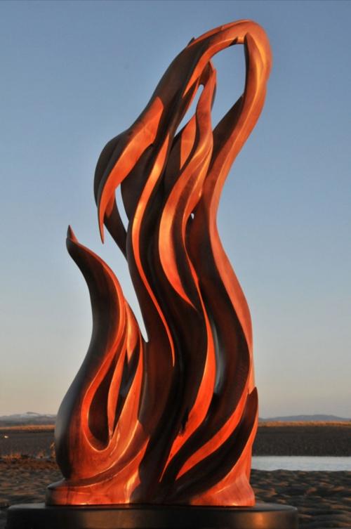 Деревянные скульптуры от Jeffro Uitto (56 фото)