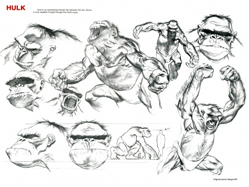 Earth X Sketchbook (42 фото)