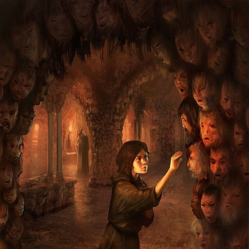 Artworks by Marc Simonetti (162 фото)