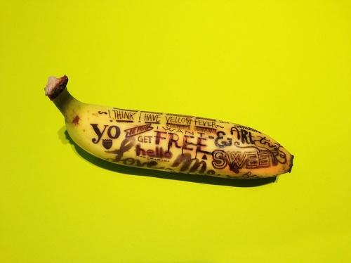 Граффити на завтрак Marta Grossi (15 фото)