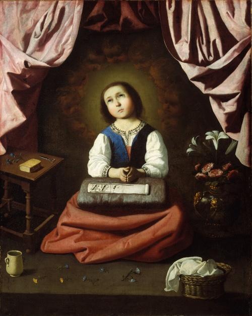 Francisco de Zurbaran (1598-1664) (60 фото)