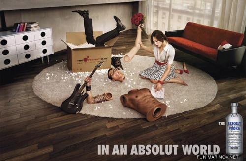 Creativity to advertising | Творческий подход к рекламе (42 фото)