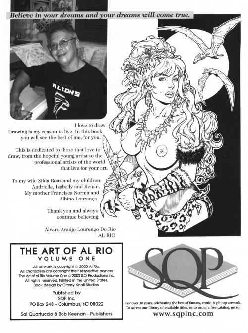 The Art of Al Rio (65 фото)