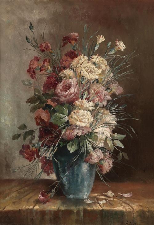 Художник Karl Vikas (Austrian, 1875-1934) (19 работ)