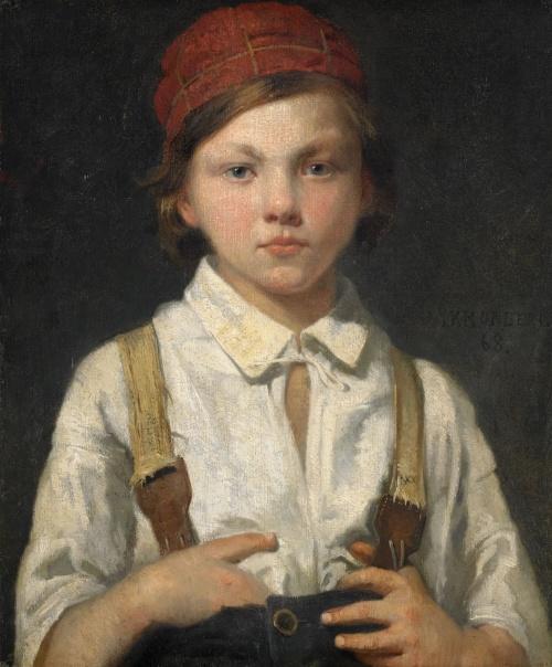 Шведский художник Julius Kronberg (1850-1921)