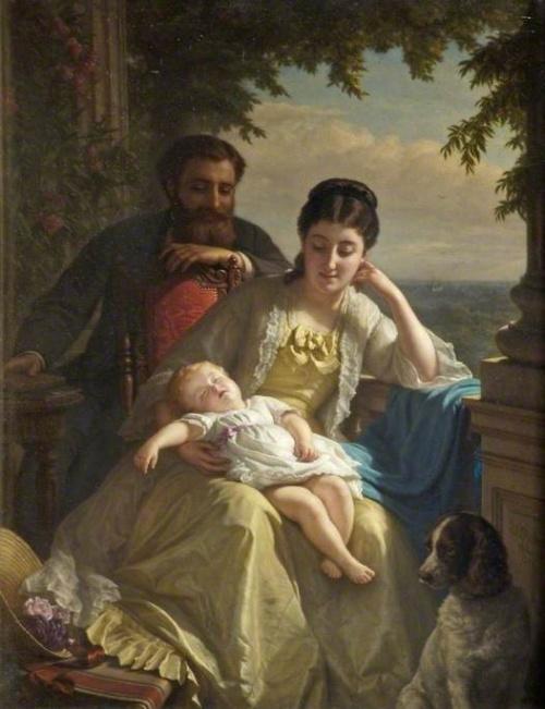 Бельгийский художник Josephus Laurentius Dyckmans (1811-1888) (22 работ)