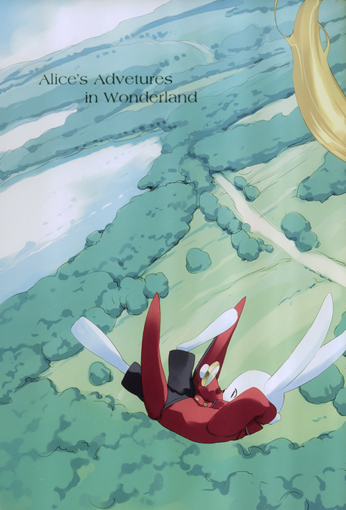 Artbooks / Alice's Adventures In Wonderland 1 (16 работ)